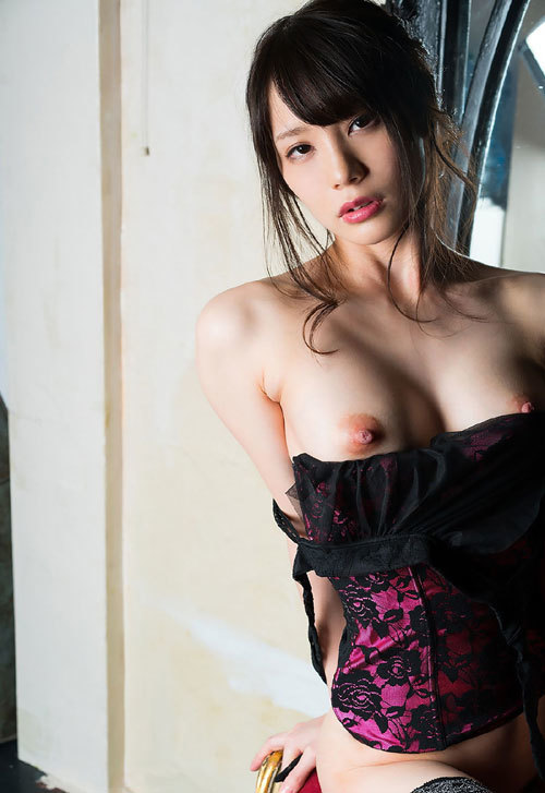 鈴村あいりのDカップ美巨乳おっぱい119