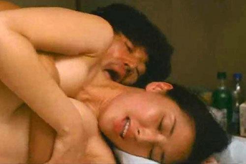 橋本マナミの濡れ場セックス!