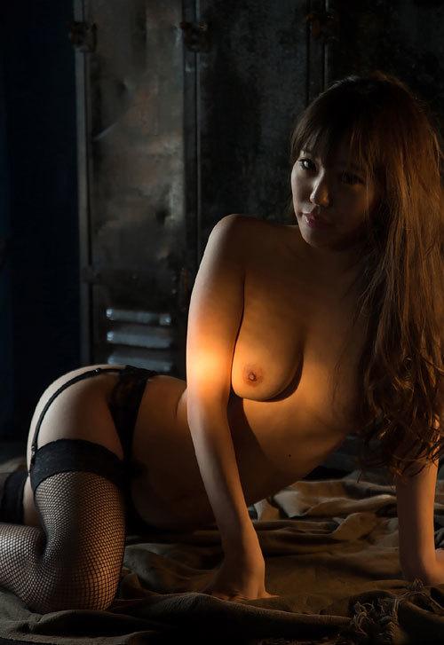 黒川サリナのFカップ美巨乳おっぱい93