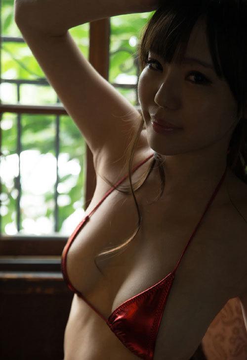 黒川サリナのFカップ美巨乳おっぱい106