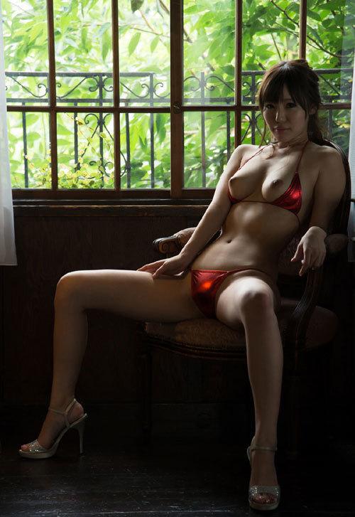 黒川サリナのFカップ美巨乳おっぱい112