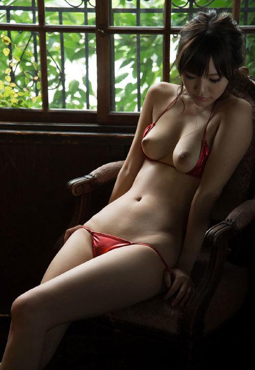 黒川サリナのFカップ美巨乳おっぱい113
