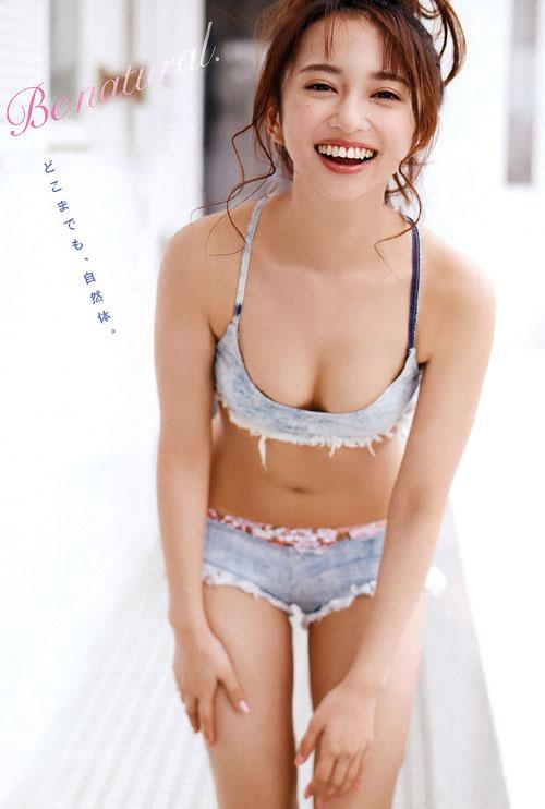 話題の超美人声優 小宮有紗(24)が水着グラビアで美乳&美尻炸裂。