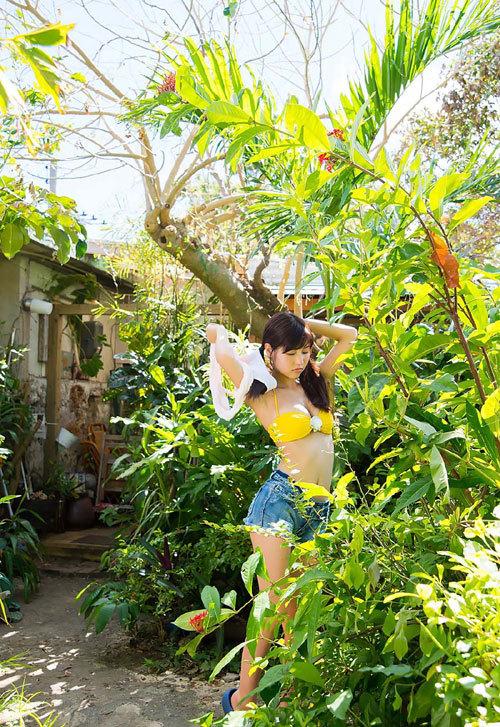 桜空もものGカップ天然美巨乳おっぱい73