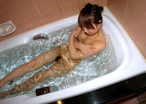 お風呂に一緒入って癒やされたいおっぱい13