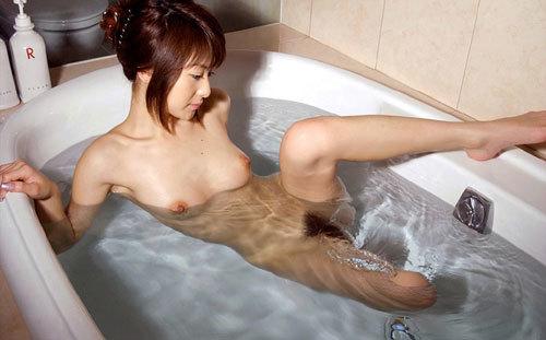 お風呂に一緒入って癒やされたいおっぱい21
