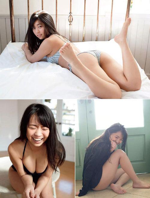 大原優乃ビキニからはみ出すムチムチおっぱい10