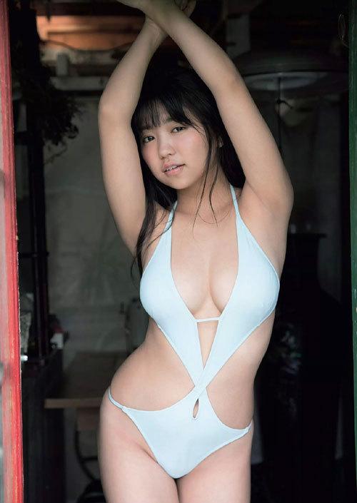 大原優乃ビキニからはみ出すムチムチおっぱい18