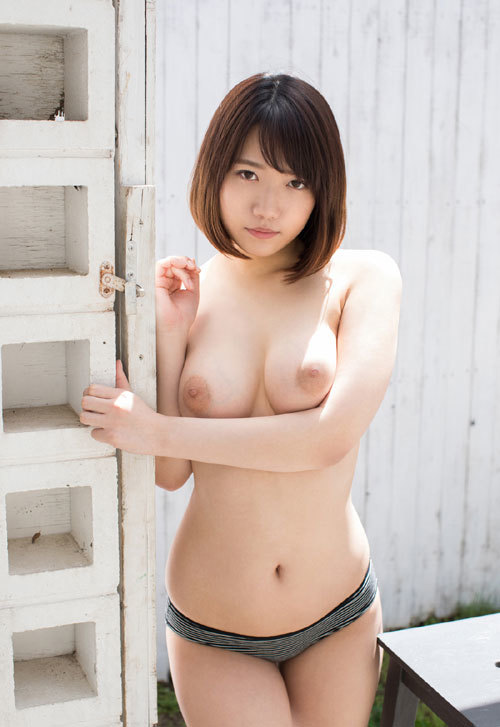 菊川みつ葉のFカップ巨乳輪おっぱい38