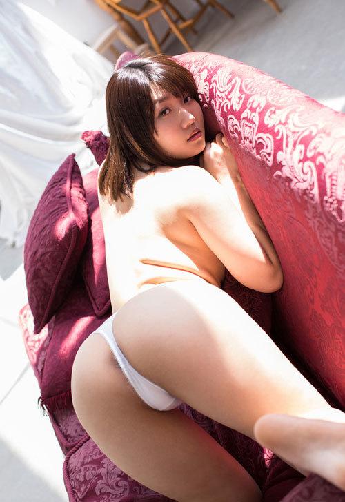 菊川みつ葉のFカップ巨乳輪おっぱい58