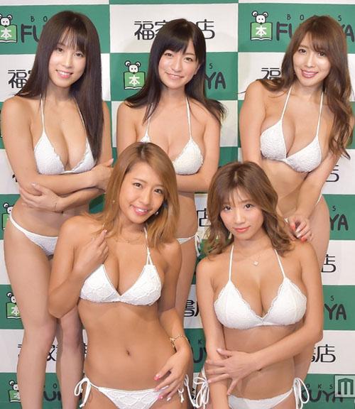 橋本梨菜、森咲智美、全員Gカップのグラドルユニット「リップガールズ」爆誕 キタ━━━━(゚∀゚)━━━━!!