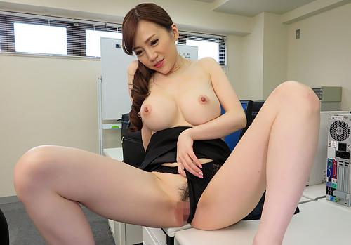 (すみれ美香)命令には絶対服従☆モデルで美巨乳な女上司のむらむらをチ○コで解消させられるwwwwなんて幸せなせくはらww(えろムービーと写真)