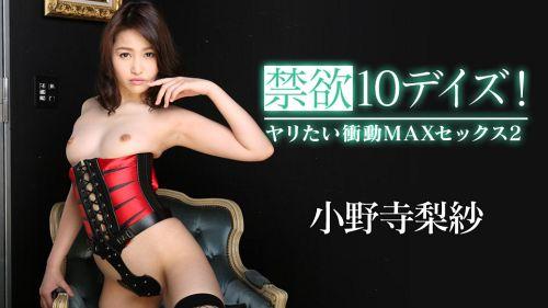 小野寺梨紗 - 禁欲10デイズ!ヤリたい衝動MAXセックス2