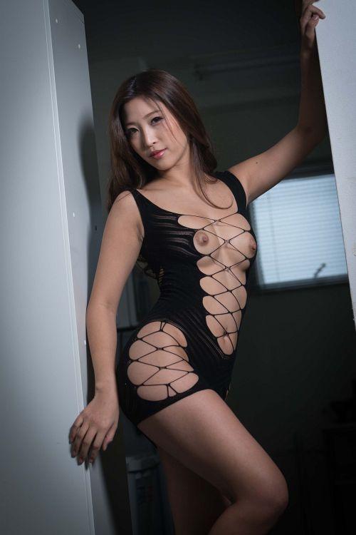 百多えみり - 立ちハメスレンダー美女 01
