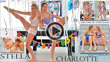Stella, Charlotte - BEST FRIENDS NOW LOVERS