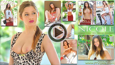 Nicole - BEAUTIFUL DOE EYED TEEN