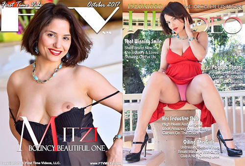 Mitzi - BOUNCY BEAUTIFUL ONE