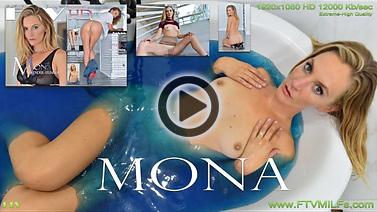 Mona - SLENDER STUNNER