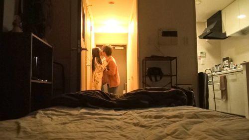百戦錬磨のナンパ師のヤリ部屋で、連れ込みSEX隠し撮り 052 - スミレ 23歳 バニーガール 02