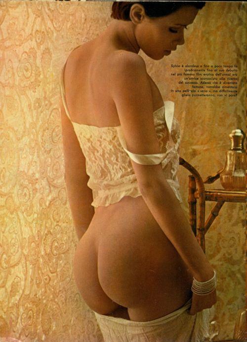 Sylvia Kristel 昭和男子の精液を搾り取ったw伝説の「エマニエル夫人」女優シルビア・クリステル、ヌード画像!【お宝エロ画像】 17