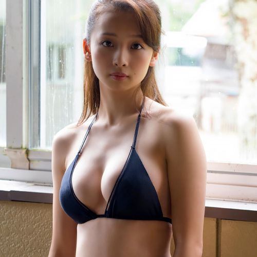 華村あすか 水着エロ画像49枚!週プレが惚れ込んだ18歳の新人グラドルが可愛い!