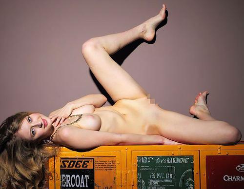 外人ヌード画像 東欧のパイパン美女の裸身82枚