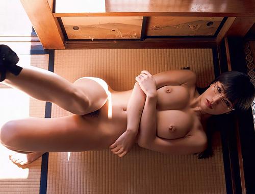 高橋しょう子 陥没した乳首と綺麗なGカップの巨乳おっぱいに見惚れちゃう