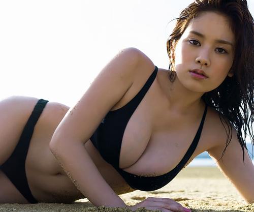 筧美和子 画像140枚!デジタル写真集のもっちりおっぱい水着グラビアエロ画像!