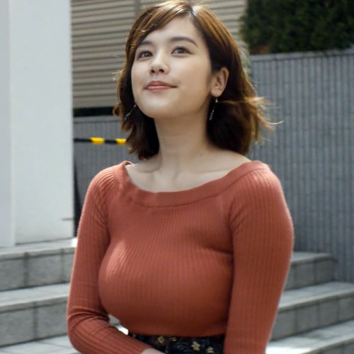 【筧美和子キャプエ□画像】ドラマ『フリンジマン』でニット着衣巨乳の破壊力が半端なかった件www