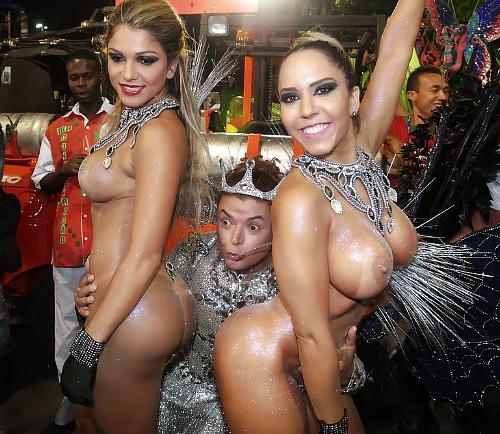 サンバカーニバル、ただの露出狂祭りだった・・・(画像30枚)