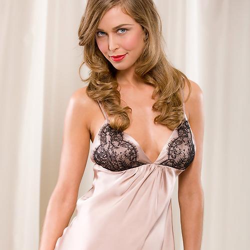 【セクシーランジェリー】ベビードールの外国人美女がセクシーすぎてヤバイwww 画像49枚