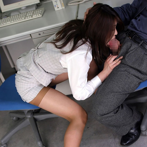 【セクハラ注意】性処理専用の女性事務員のエ□画像集(30枚)