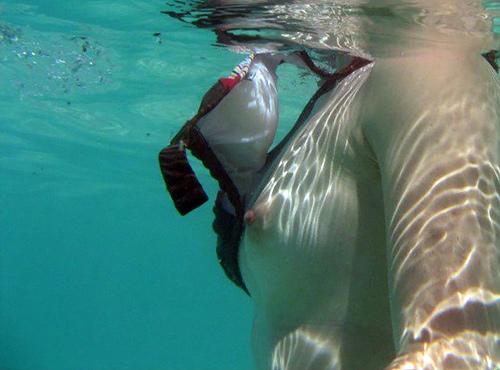 暑いので水中カメラのエ□画像 part2