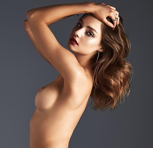 美形ファッションモデル、Vika Levina のセクシーヌードwww