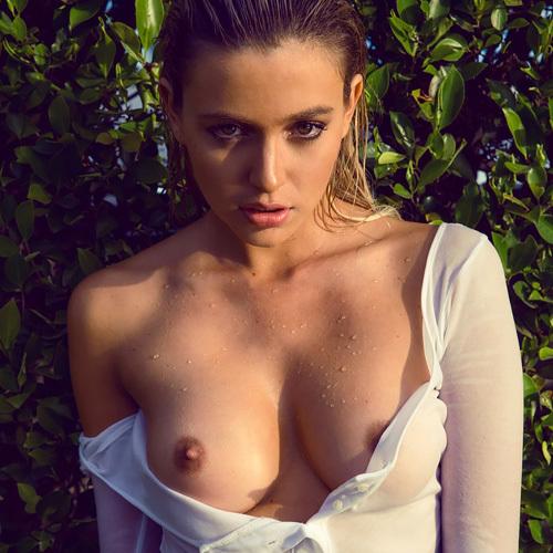 綺麗なヌードモデル、Monica Sims のセクシーヌードwww