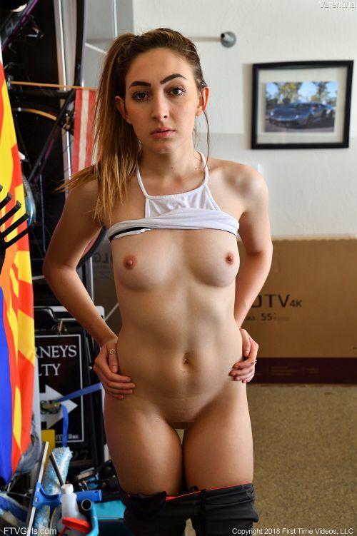 Valentina - SEXY SPORTY GIRL