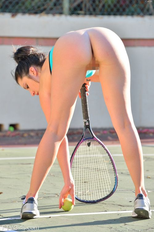 FTV Girls - Carrie - BUTTALICIOUS TENNIS