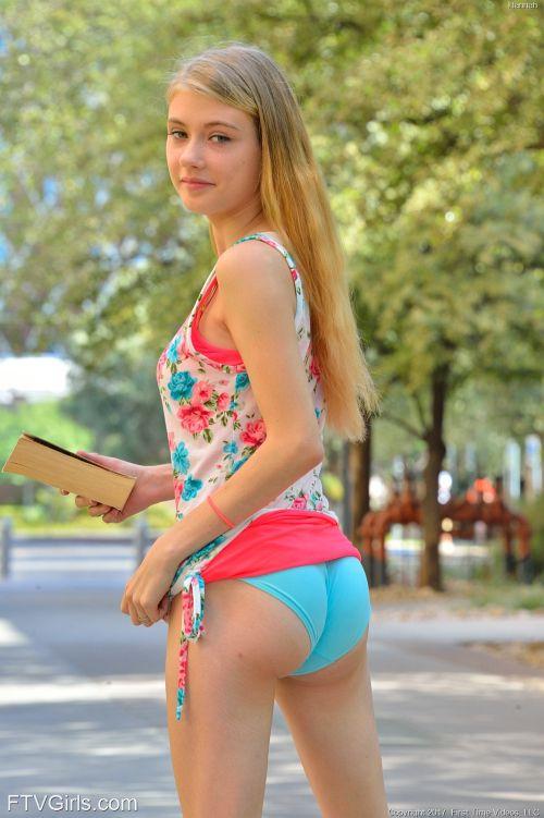 FTV Girls - Hannah - IN HIGH SCHOOL