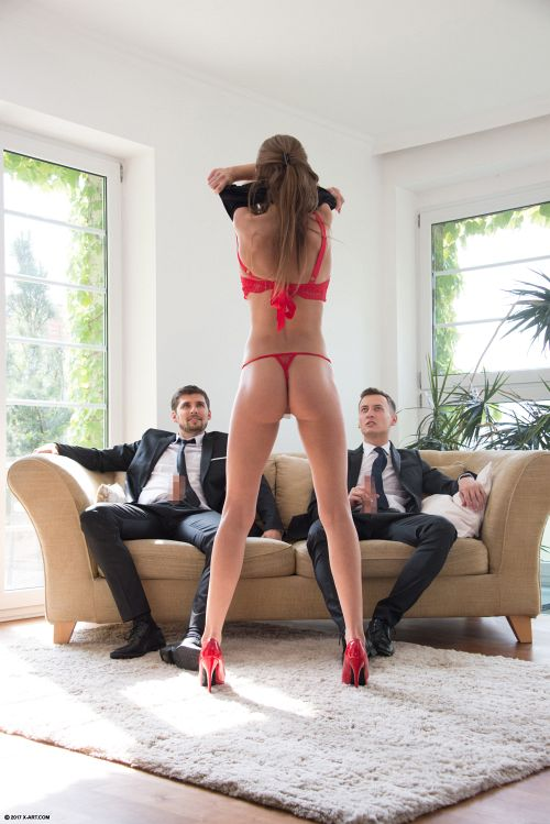 Sarah Kay - TWO GENTLEMEN AND A LADY 08
