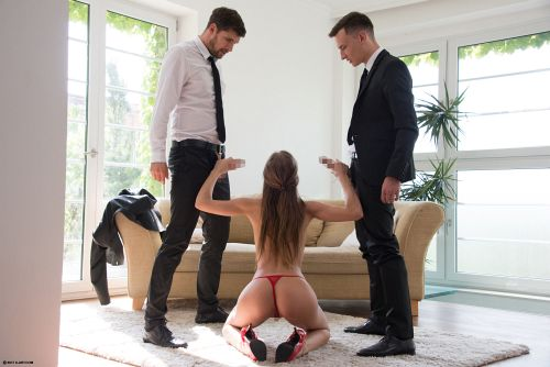 Sarah Kay - TWO GENTLEMEN AND A LADY 12