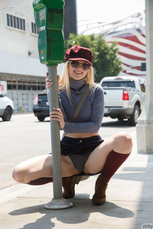 Lily Rader - FELT THE BERN 02