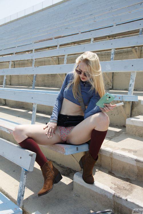 Lily Rader - FELT THE BERN 13