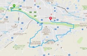 SGR Tanoura-Mt Otomo サタデーグルプライド 田ノ浦~大友山