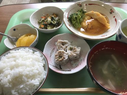 今日の食事H300906