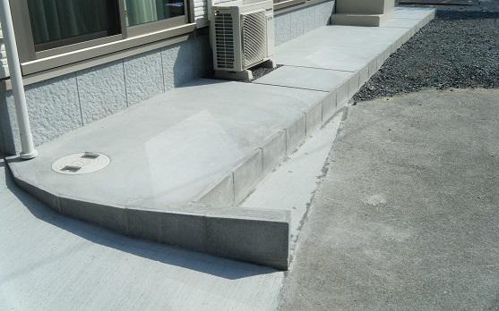 コンクリート舗装03