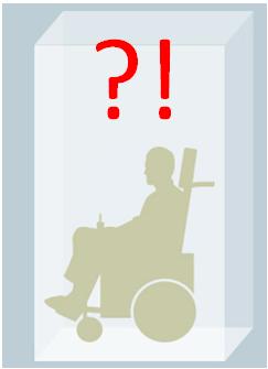 車椅子トラブル