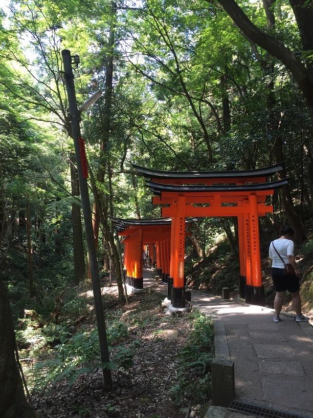 京都旅行伏見稲荷大社2
