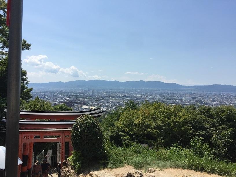 京都旅行伏見稲荷大社3