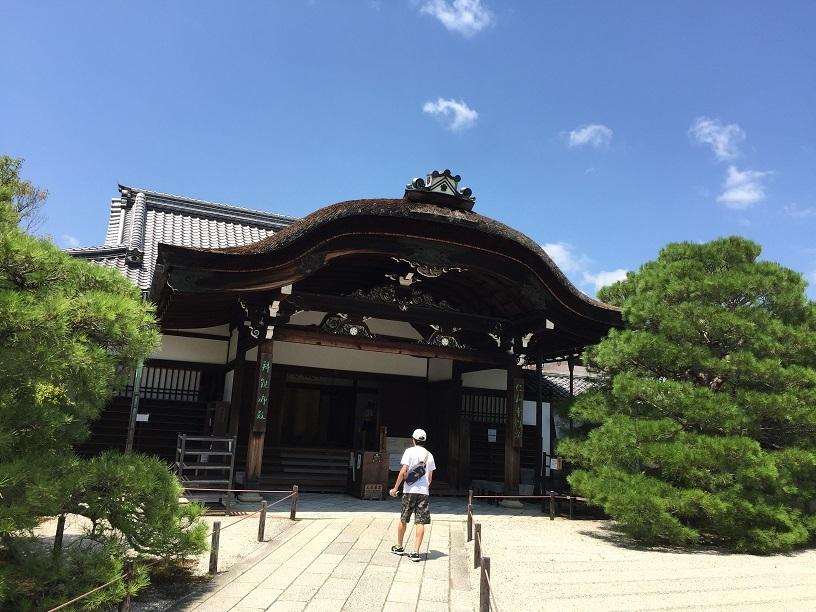 京都旅行仁和寺1