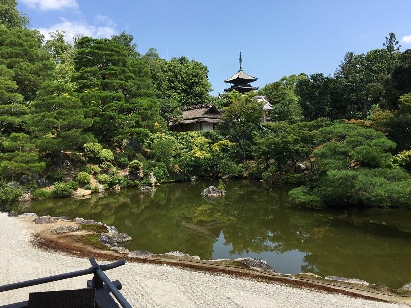 京都旅行仁和寺2